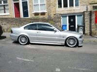 BMW 330 CI M SPORT - CHERISHED EXAMPLE. METICULOUSLY CLEANED AND CARED FOR. NO EXPENSE SPARED.