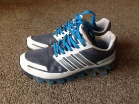 Spring blade Adidas trainers