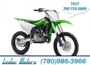 2017 Kawasaki KX100 - GREAT STARTER - GUARANTEED APPROVALS!