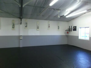 Gym and Office Space for Lease
