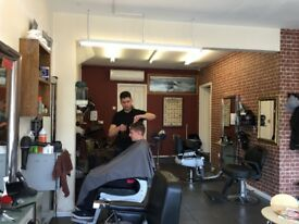 Experience barber