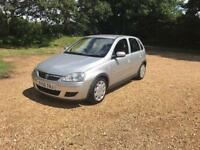 05/55 Vauxhall Corsa, 1.2 Design, 5dr 64000Miles