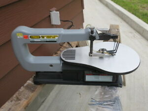 """Scroll Saw 16"""" Variable"""
