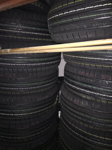 Never used 225/65/r17 summer tires