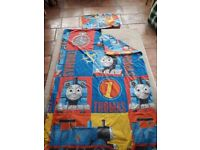 Thomad the tank engine dingle duvet cover and pillowcase