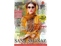 TF SANA SAFINAZ WHOLESALE DRESS MATERIAL CATALOG