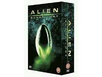 Alien Quadrilogy (9 Disc Complete Box Set) DVD Sigourney Weaver