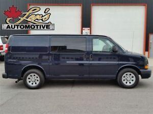 2012 Chevrolet Express 1500 Cargo Van