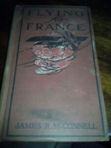 1st World War Book - Flying for France 1917