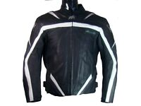 Rksports Road Eagle Leather Motorcycle Jacket