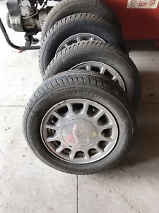 205/65/15 rims and tires
