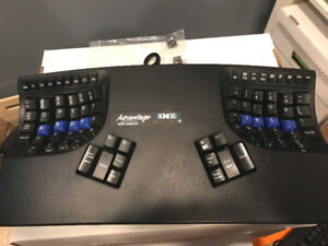 Kinesis Advantage Keyboard LF