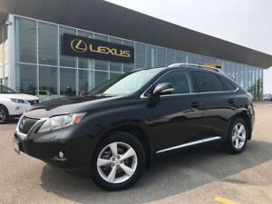 2012 Lexus RX 350 AWD, LEATHER, ROOF