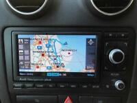 Audi Navigation Plus satnav