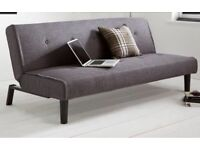 DAX Dark Grey Sofabed. Immaculate condition