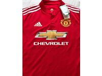 Manchester United player version jersey 2017-2018