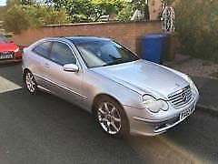 Mercedes c220 cdi se auto