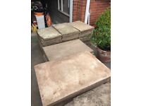 Paving & Patio Slabs (Cream x44)