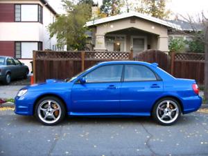 Wanted:2004-2007 Subaru WRX