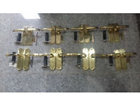 8 door handle sets (second hand)
