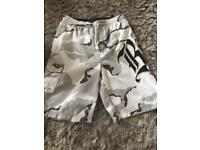 Boys billabong swim shorts