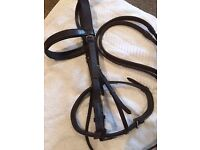 XTRA FULL BROWN ENGLISH BRIDLE