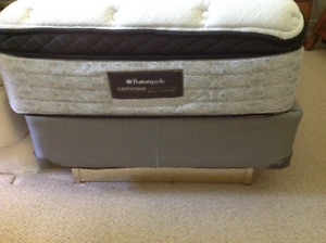 TWIN LONG (XL) mattress & boxspring