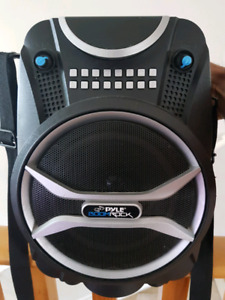 Pyle Boom box / Karaoke all in one with wireless mic