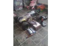 rc hyper st brushless conversion