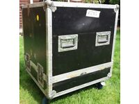 Professionally made NSP Rack Flight Case with drawer