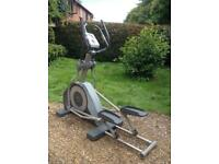 "Tunturi C65 19"" Front Drive Cross Trainer (Delivery Available)"