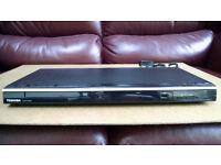 Toshiba DVD PLAYER with USB Port & Remote (SD2010KB)