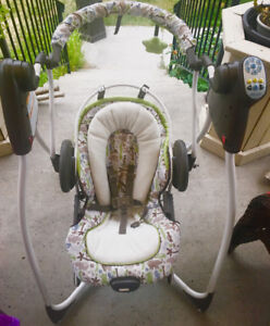 New condition GRACO baby swing