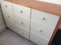 Pine chest of drawers for SALE ASAP