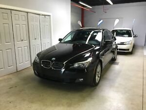 BMW 5 Series xDrive 535i 2009