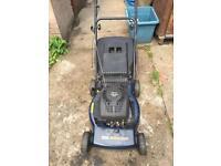 MacAllister self propelled petrol mower