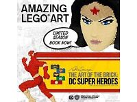2 tickets to LEGO SUPERHERO art of the brick event _ANY DATE OF YOUR CHOICE
