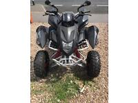Road Legal Quad Adly 300Cc *QUICK SALE*