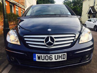 Mercedes B180 CDI Special Edition, FULL SERVICE HISTORY, LONG MOT, RECENT SERVICE, Great family car