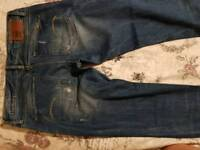 G-Raw ladies skinny jeans, size 28