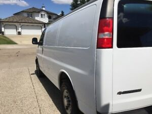 2007 Chevrolet Express extended cargo Van - hard to find