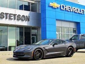 2014 Chevrolet Corvette Stingray Z51 3LT Carbon Fibre Packages M
