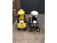 PENDING COLLECTIONLittle tikes car x 2