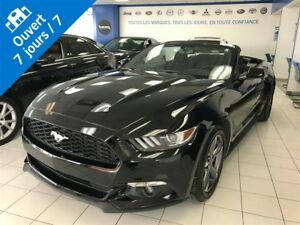 2017 Ford Mustang V6,CONVERTIBLE, BLUETOOTH
