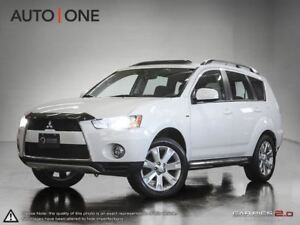 2012 Mitsubishi Outlander XLS S-AWC  | 7 PASSENGER