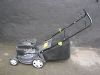 Pagoda 4 Stroke Petrol Lawn Mower with Grass Collector 99CC