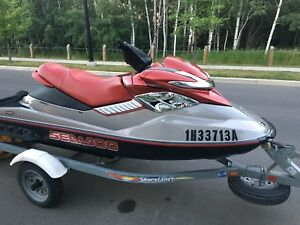 2006 Sea Doo RXP 215 supercharged low hours