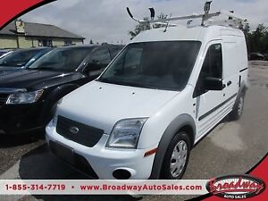 2012 Ford Transit Connect WORK READY XLT MODEL 2 PASSENGER 2.0L