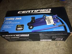 2 Ton heavy duty Hydraulic Floor Jack for CAR
