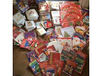 Joblot large selection of Christmas cards - Swansea